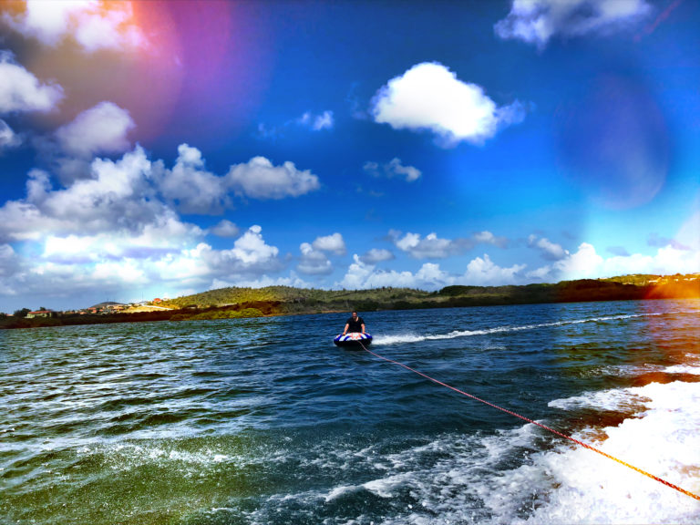 curacao travel vip packages - Watersports Curacao - Boat Tours Curacao - Private Boat Trip - All inclusive Package - Wakeboard